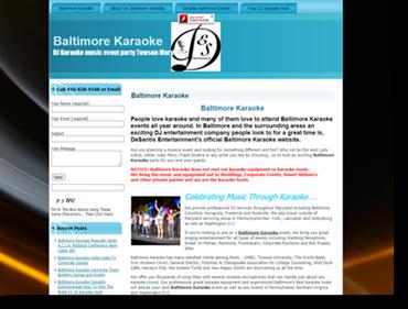 Baltimore-Karaoke