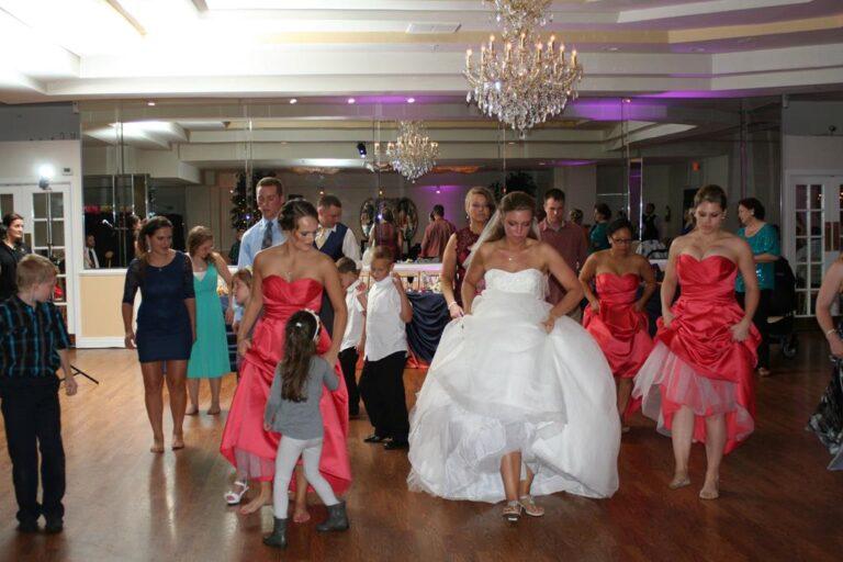 Bride Dances DeSantis Entertainment Music Event Planning Baltimore MD (Copy)