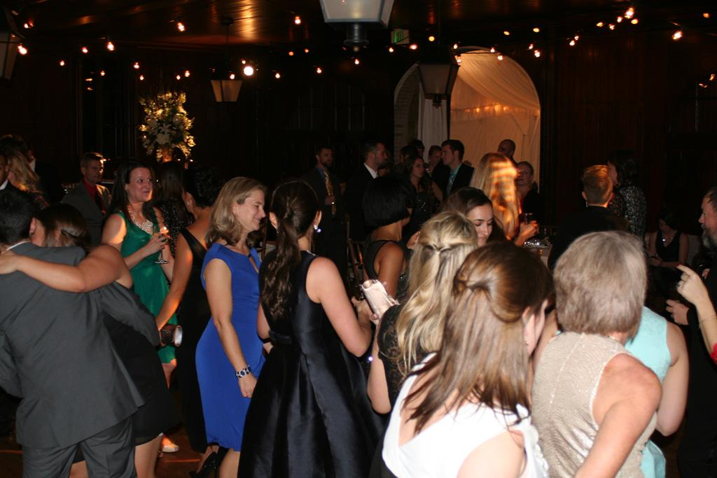 Corporate Holiday Party Evergreen House Baltimore MD DeSantis DJ Music Event Planning (Copy)