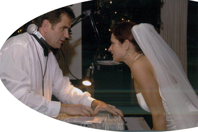 DeSantis Entertainment Towson MD Wedding Reception