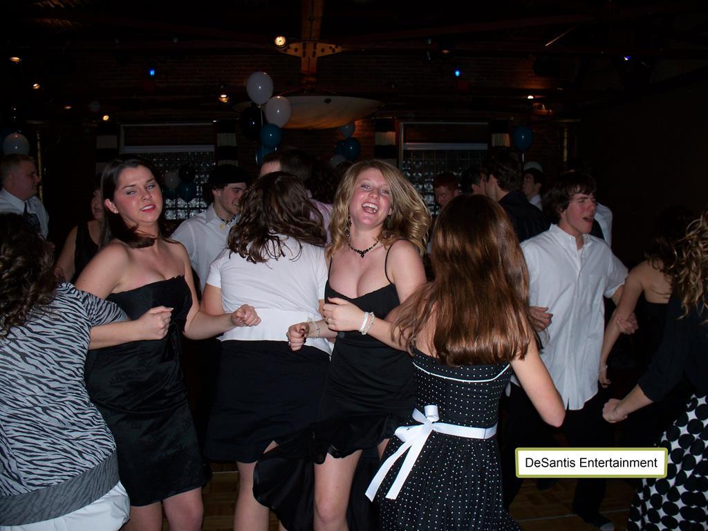 DeSantis wedding DJ music entertainment for Baltimore, Maryland,