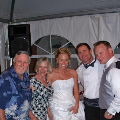 Wedding Reception Baltimore MD DeSantis Entertainment