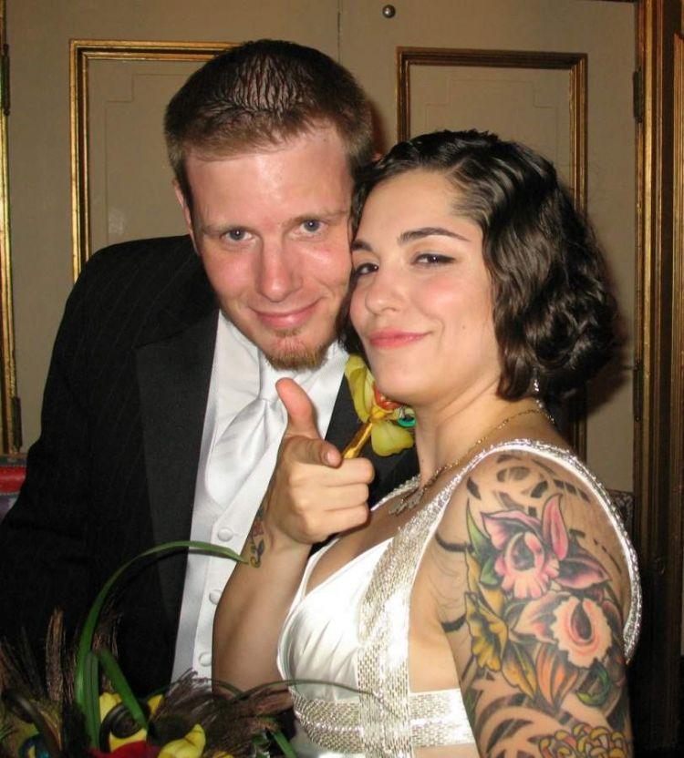 Wedding Reception Couple Hotel Baltimore MD DeSantis DJ Music Event Planning