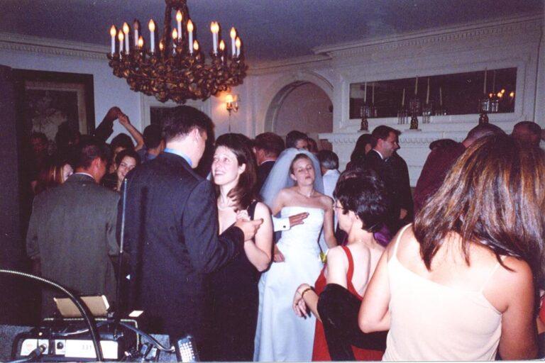 Wedding Reception DeSantis Entertainment Bel Air MD