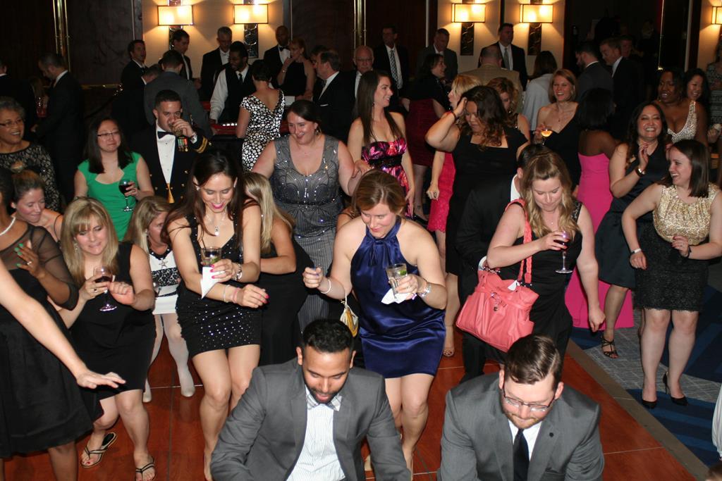 Westin Hotel Annapolis MD Junior League Corporate Party DeSantis DJ Music Event Planning (Copy)
